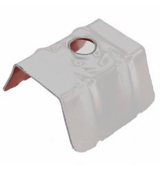 Cavalier Galva laqué blanc Ral 9010 - pour 4-250-40 (par 100)