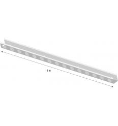 SUPPORT métal ventilé UBAK 750 pour Lanterneaux