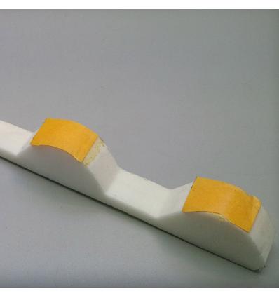 CLOSOIR TOG PE ADHESIF Blanc Ep.20 (par 25 ml)