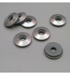Rondelle d'étanchéité VA 16 x 6,5 ép. 2 mm (par 100)